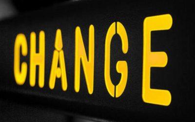 Tudo o que precisa para mudar de vida: medo de se arrepender de o não fazer