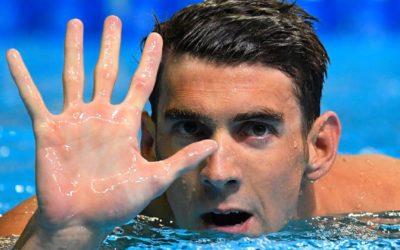 O que aprender com Michael Phelps