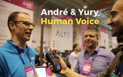 André & Yury | Human Voice