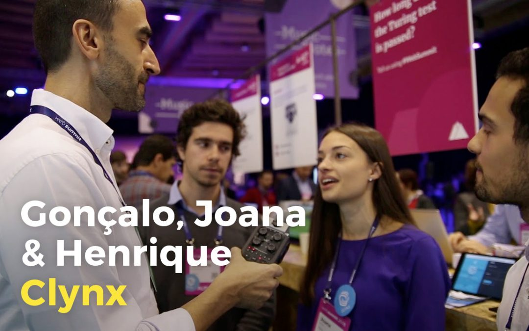Gonçalo, Joana & Henrique | Clynx