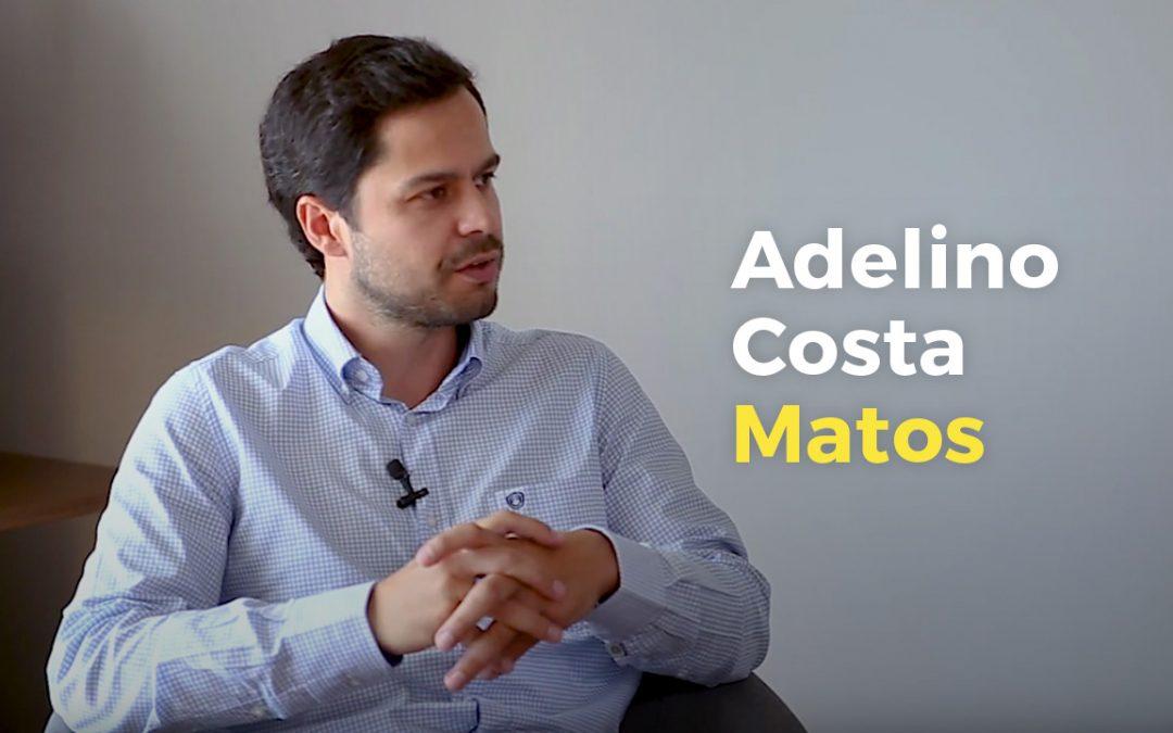 Adelino Costa Matos – A ousadia e a determinação permitem criar empresas ganhadoras
