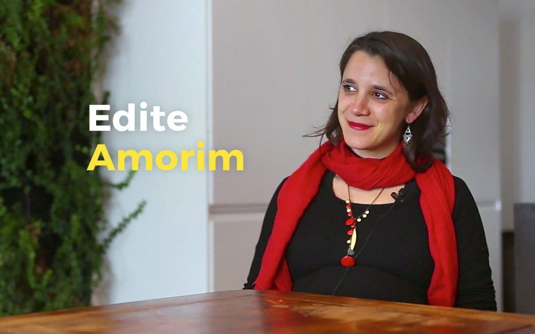 BÓNUS: Entrevista a Edite Amorim – Versão Curta
