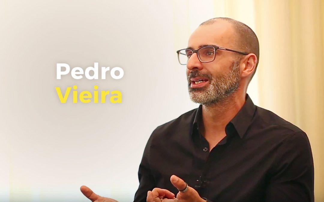Pedro Vieira – Como desenvolver o poder da intenção